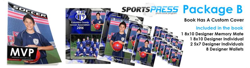 Sports youth b